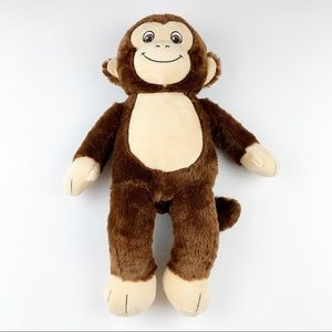 Build-a-Bear Curious George Plush Toy Monkey 18""